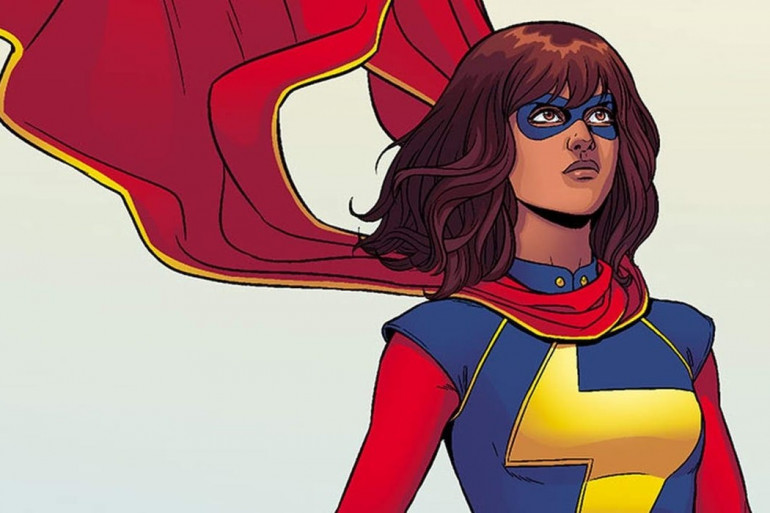 Ms. Marvel pourrait être la prochaine super-héroïne d'un film signé Marvel