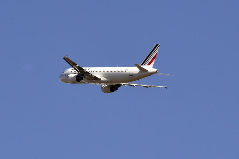Un avion d'Air France (illustration)
