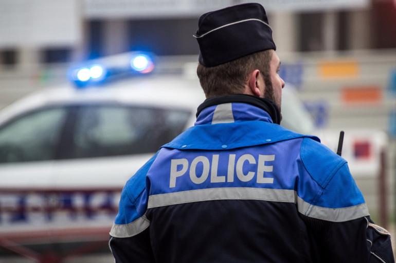 Un agent de police (photo d'illustration)
