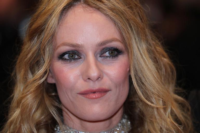 """Vanessa Paradis au 71ème Festival de Cannes pour """"Un Couteau dans le Coeur"""""""