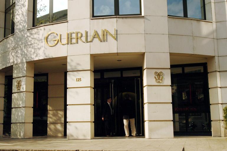 Le siège de Guerlain à à Levallois, en 2006. (illustration)