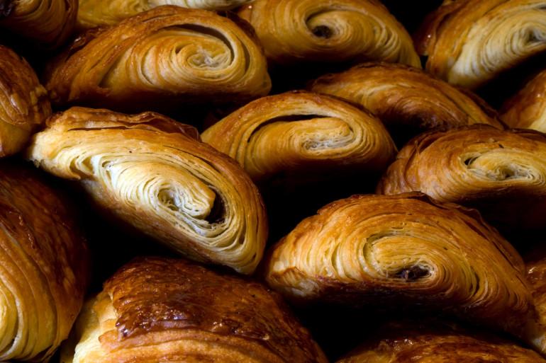 Des pains au chocolat (Illustration)