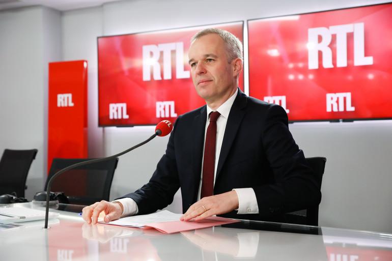 François de Rugy, l'invité de RTL