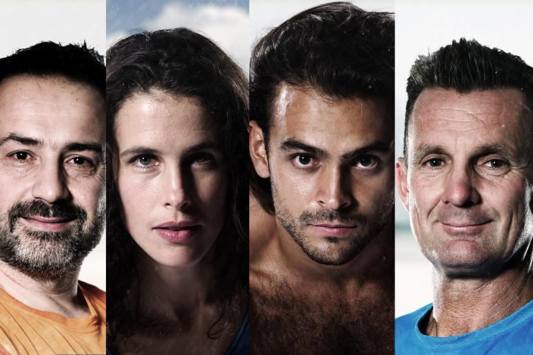 """Javier, Clémence, Jérémy et Pascal sont les finalistes de """"Koh-Lanta : Le Combat des héros"""""""