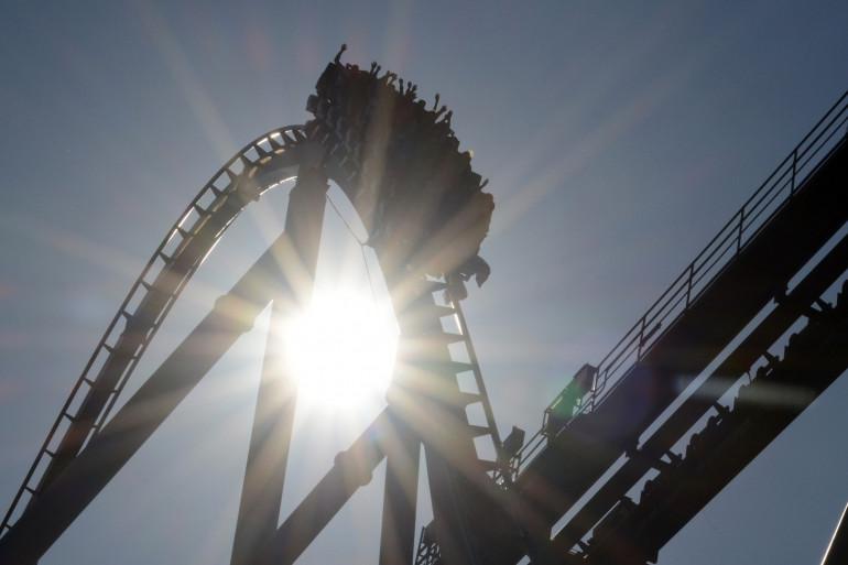 L'une des attractions d'Europa-Park, en Allemagne (illustration)