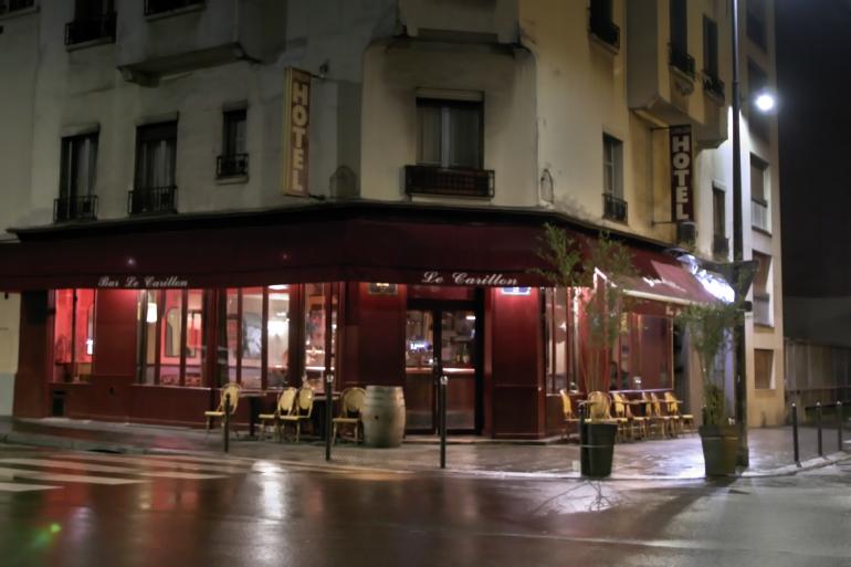 Le Carillon dans le Xe arrondissement de Paris a été visé par l'attaque terroriste du 13 novembre 2015