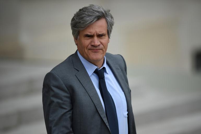 Stéphane Le Foll, alors porte-parole du gouvernement et ministre de l'Agriculture, le 8 juillet 2015.