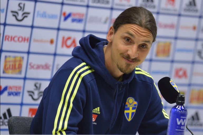 Zlatan Ibrahimovic est présent depuis le 14 juin en Russie pour la Coupe du Monde