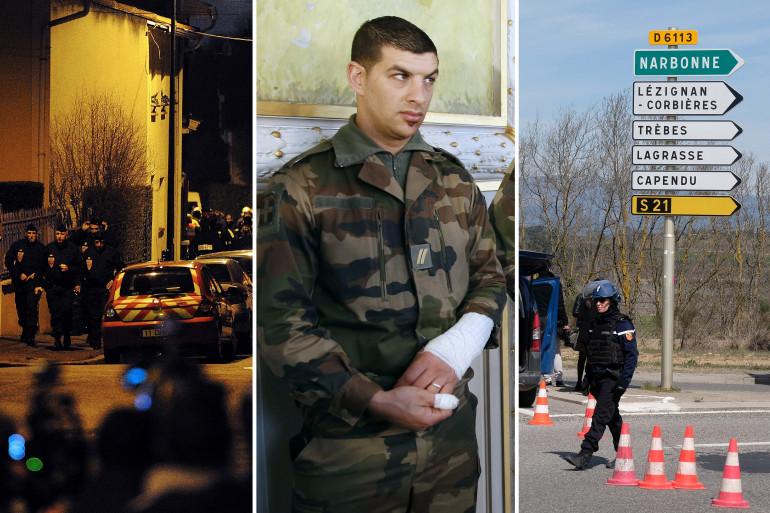 Mohammed Merah en 2012, Nice en 2015, Trèbes en 2018... les policiers et militaires sont des cibles récurrentes d'attaques terroristes