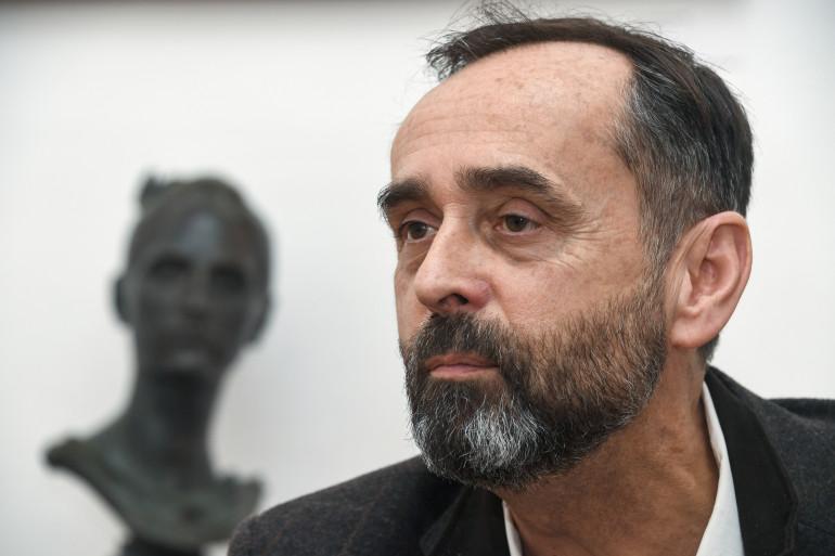 Le maire de Béziers, Robert Ménard