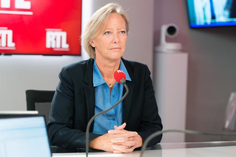 Sophie Cluzel, invitée de RTL le 4 juin 2018.
