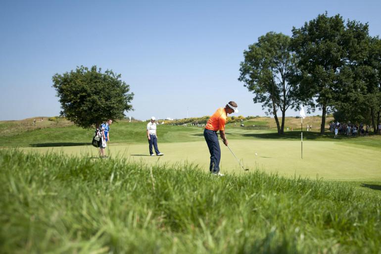 Le golf national de Saint-Quentin-en-Yvelines (Illustration)