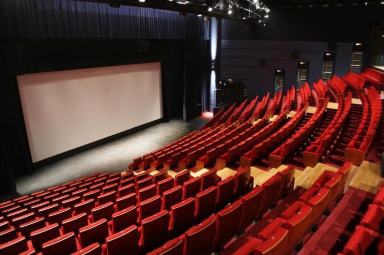 Une salle de cinéma (illustration).
