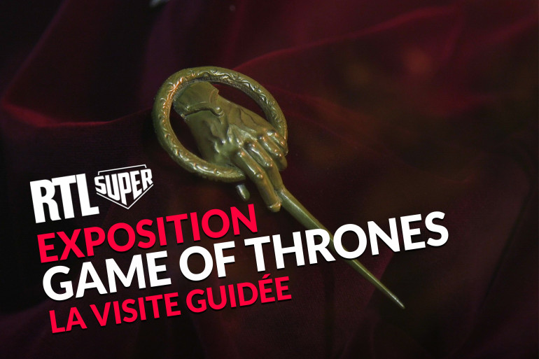 """L'exposition officielle """"Game of Thrones"""""""