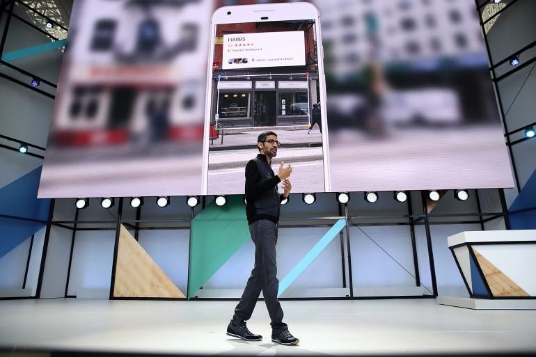 Google présente les nouveautés d'Android lors de la Google I/O