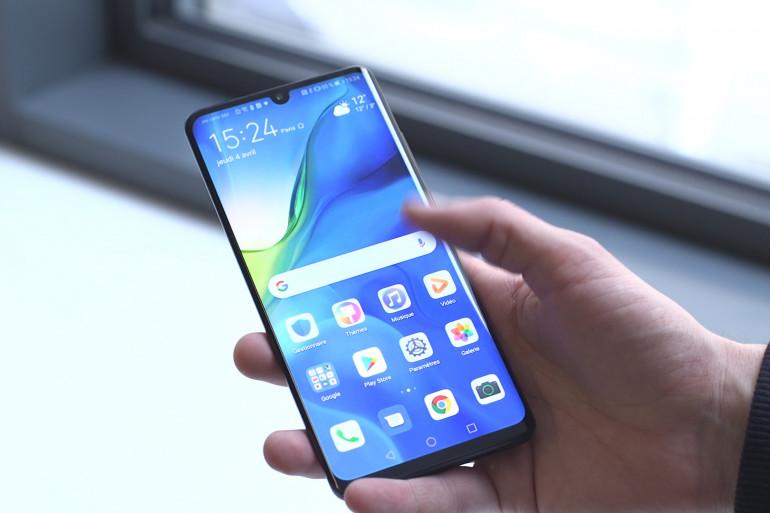 Le Huawei P30 Pro a été commercialisé au prix de 999 euros