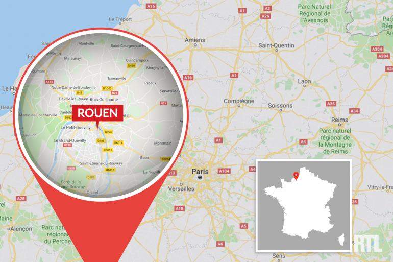 Rouen, en Seine-Maritime