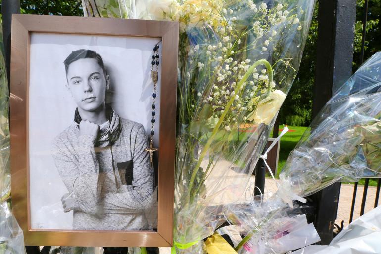 Un portrait du jeune Kévin, tué à Mourmelon-le-Grand, le 2 juin 2018
