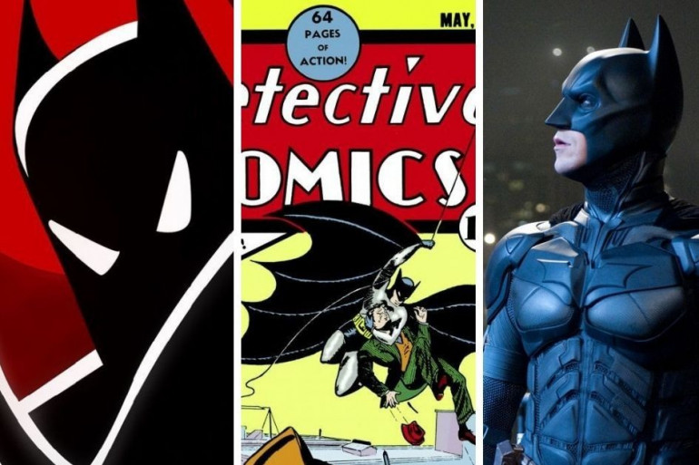 Le Batman Day est célébré le 21 septembre 2019