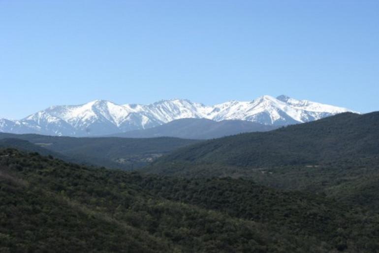 Le massif du Canigou