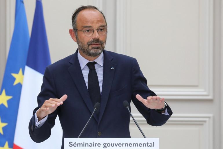 Édouard Philippe, le 4 septembre 2019