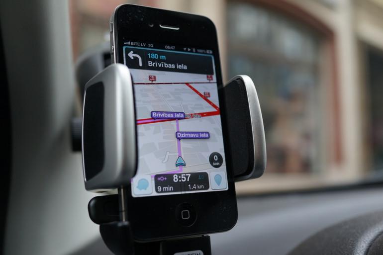 La France représente le premier marché de Waze
