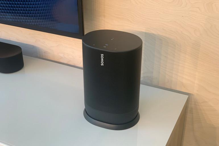 La Sonos Move sera lancée le 24 septembre au prix de 399 euros