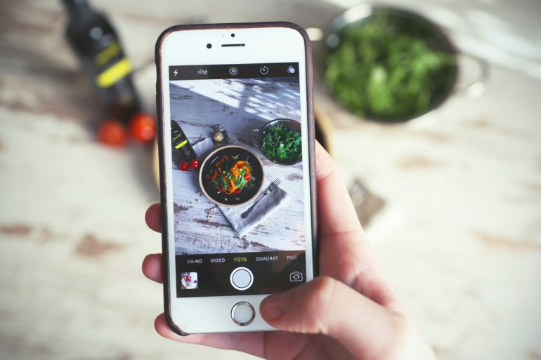 Le foodporn, ou quand la passion de l'alimentation s'invite dans nos téléphones