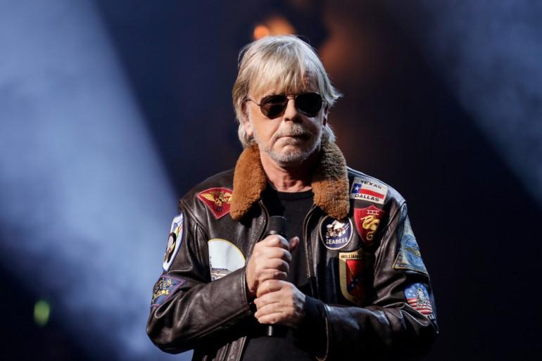 Le chanteur Renaud en décembre 2018