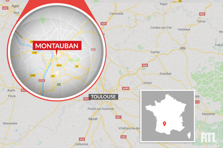 Montauban, dans le Tarn-et-Garonne (82).