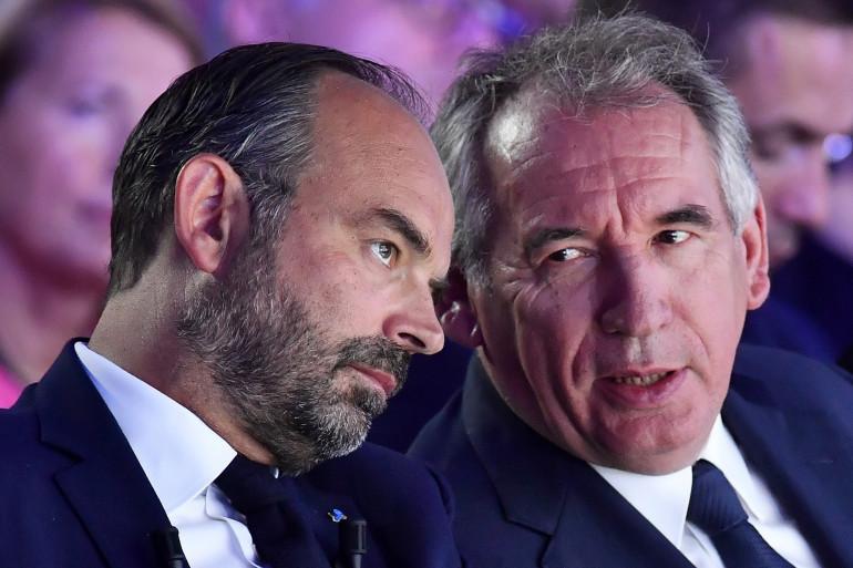 Édouard Philippe et François Bayrou au Campus des territoires le week end du 7 et 8 septembre 2019