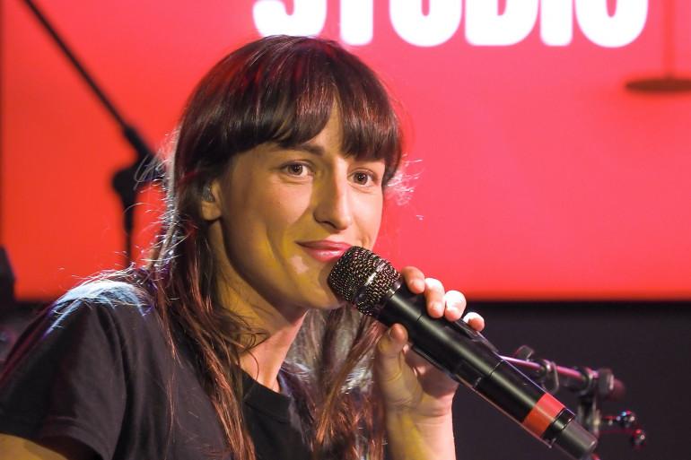 Juliette Armanet dans Le Grand Studio RTL