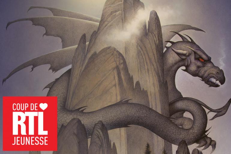"""La couverture du nouveau """"Eragon : la fourchette, la sorcière et le dragon"""""""