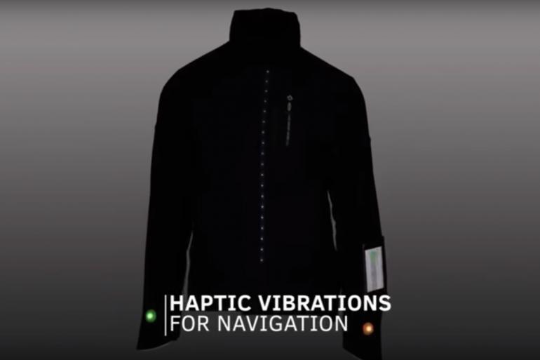 Ford lance une veste connectée pour les cyclistes