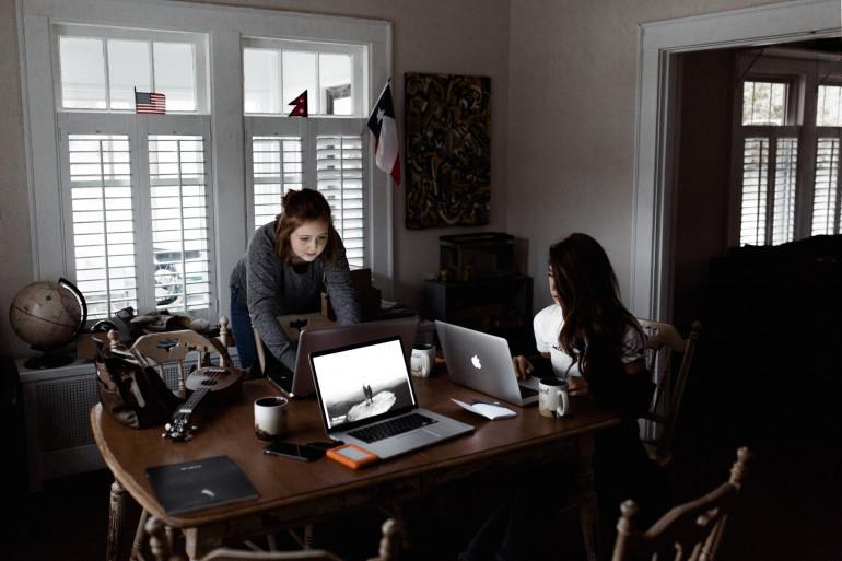 Seulement 5% des start-ups françaises sont composées d'une équipe dirigeante exclusivement féminine.