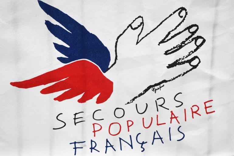 Le Secours populaire français, association qui vient en aide aux plus démunis