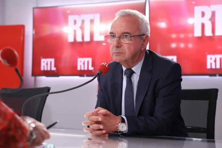 Jean Leonetti était l'invité de la matinale de RTL du 20 juin 2018