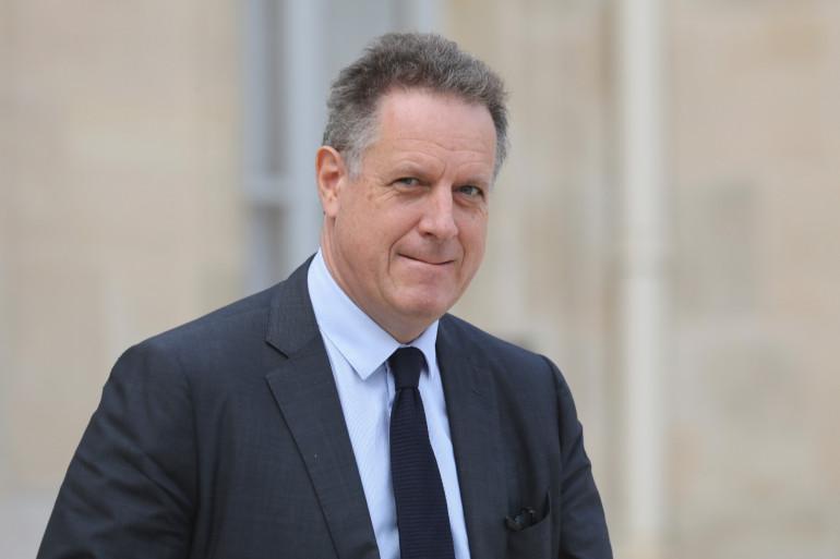 Nicolas Revel, directeur général de la Caisse national de l'assurance maladie, le 18 septembre 2018