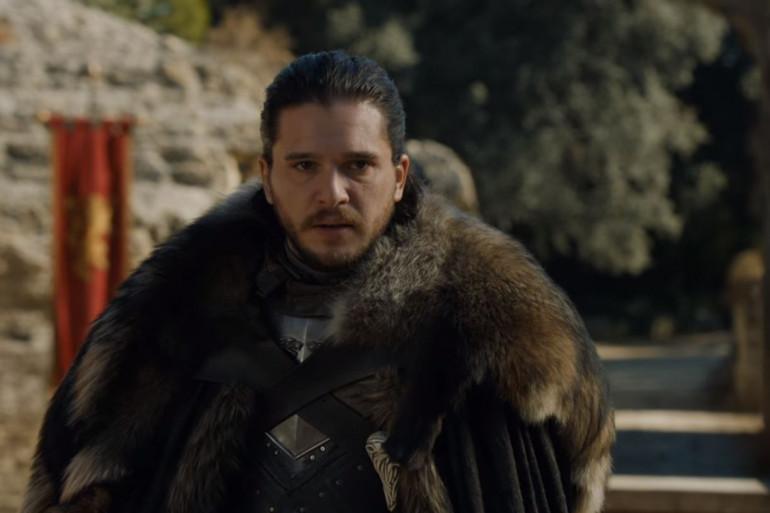 """Kit Harington se confie sur la fin de Jon Snow dans """"Game of Thrones"""""""