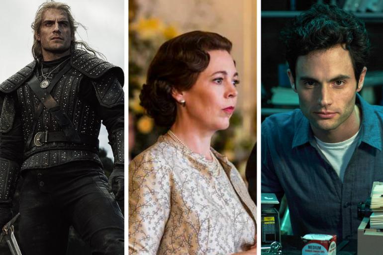 """""""The Witcher"""", """"The Crown"""" ou """"You"""" seront à l'honneur en fin d'année 2019"""