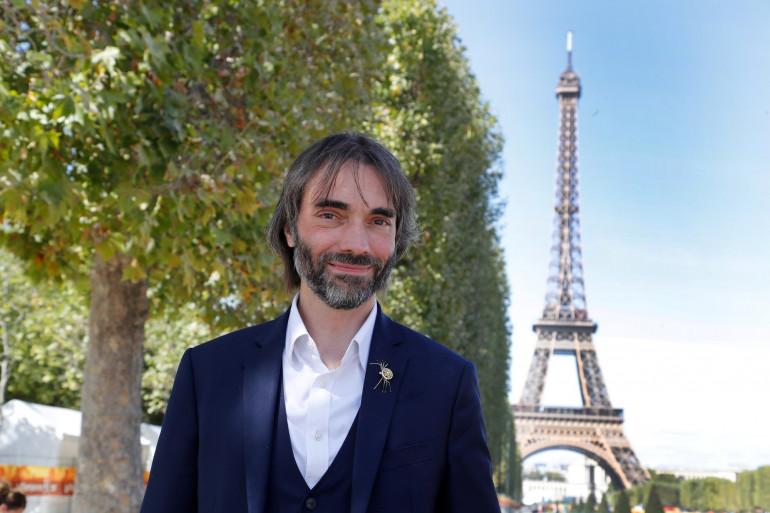 Cédric Villani, le 9 septembre 2019