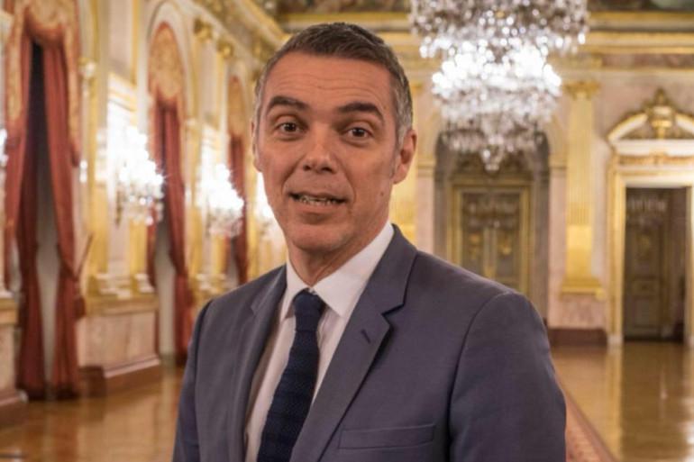 Le député LaREM du Vaucluse Jean-François Cesarini.