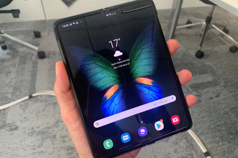 Avec le Galaxy Fold, Samsung espère ouvrir un cycle d'innovation pour les dix prochaines années dans la téléphonie