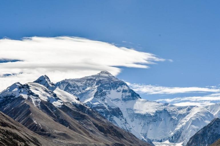 Le mont Everest