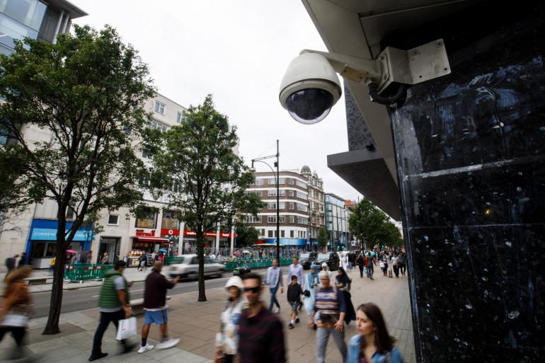 Caméra de surveillance (illustration)