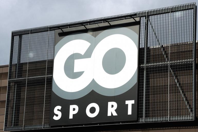 Le logo de la marque Go Sport