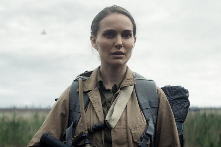"""Natalie Portman dans """"Annihilation"""", disponible sur Netflix"""