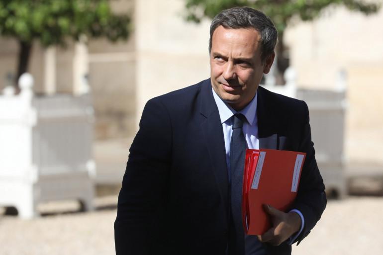 Adrien Taquet, secrétaire d'État chargé de la Protection de l'enfance, 2019