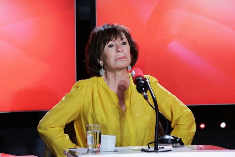 Danièle Evenou dans Les Grosses Têtes