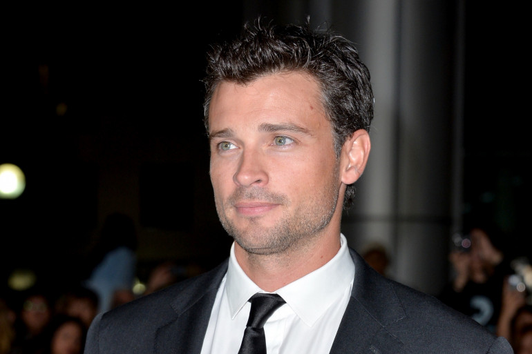 Tom Welling, le 6 septembre 2013